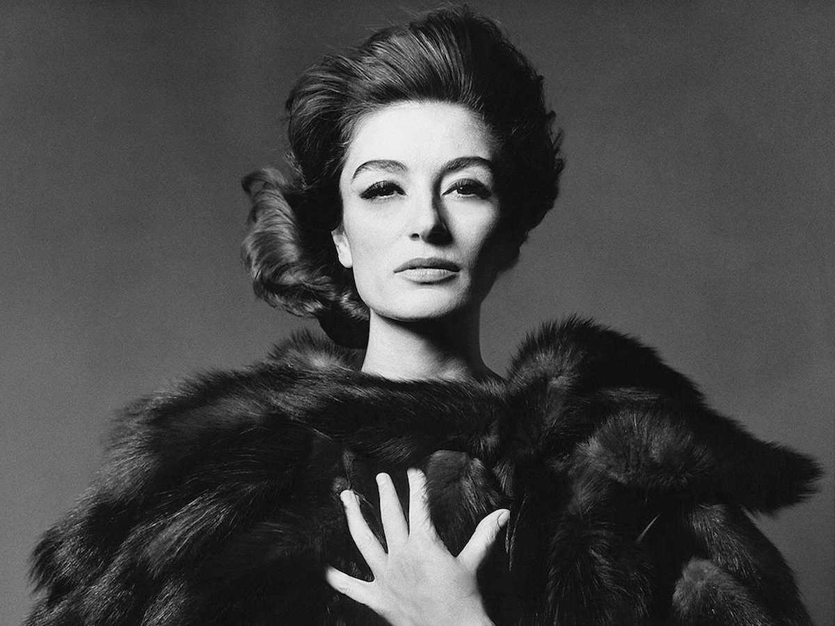 another beautiful face, anouk aimee, vickiarcher.com