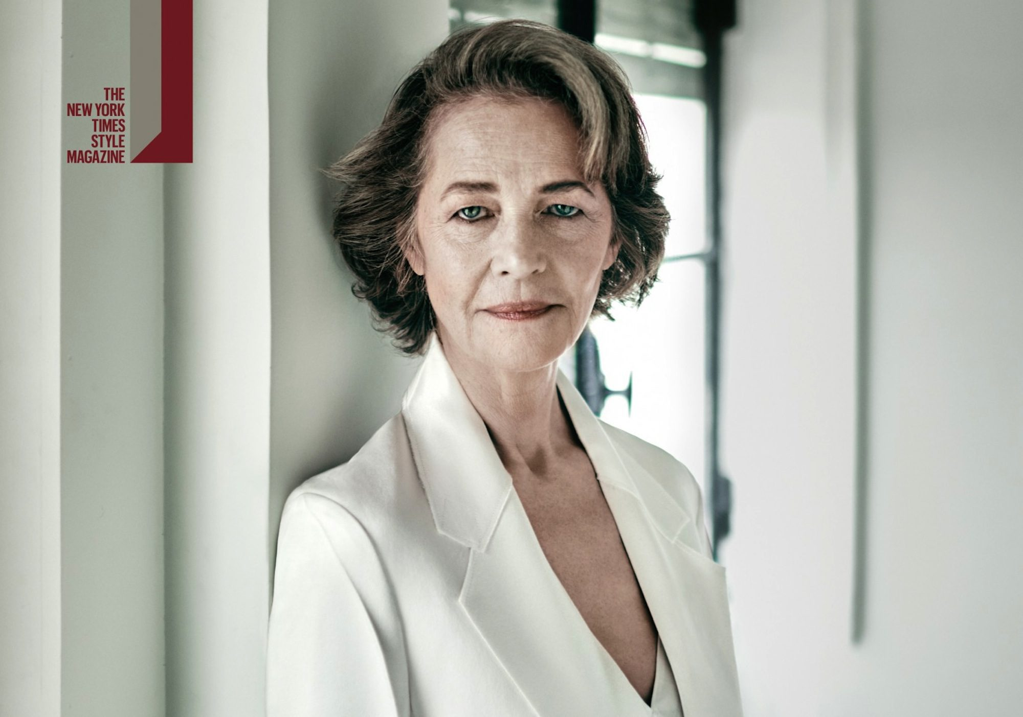 If Charlotte Rampling Can, We Can on vickiarcher.com