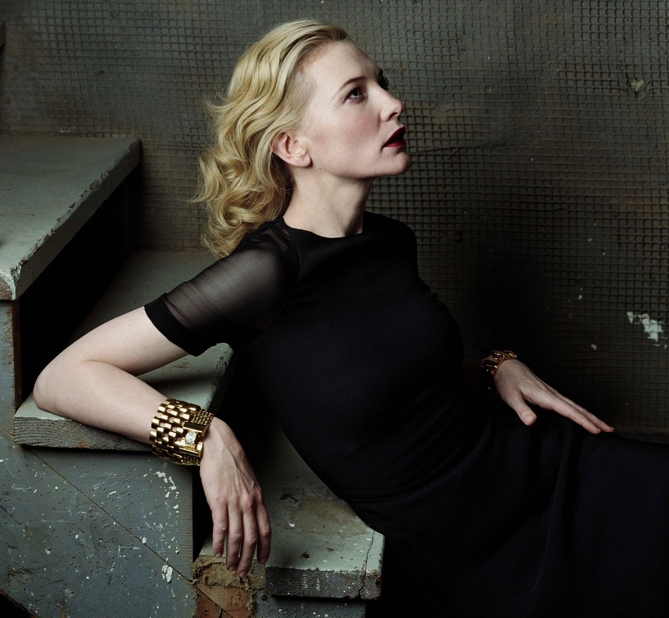 Cate Blanchett: Steal Her Style on vickiarcher.com